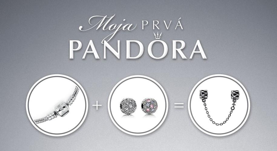 Moja prvá Pandora