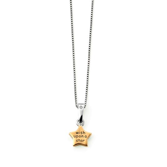 d-for-diamond-náhrdelník-P4311