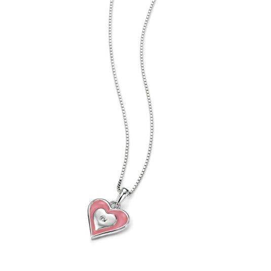 d-for-diamond-náhrdelník-P4107