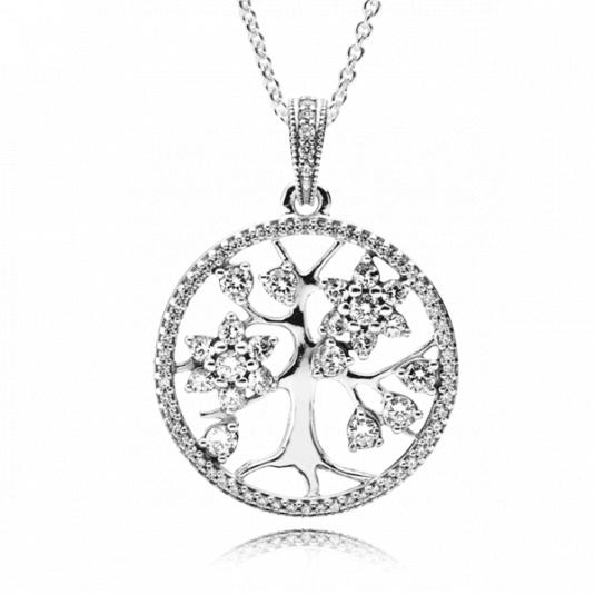pandora-náhrdelník-390384CZ-80-detail