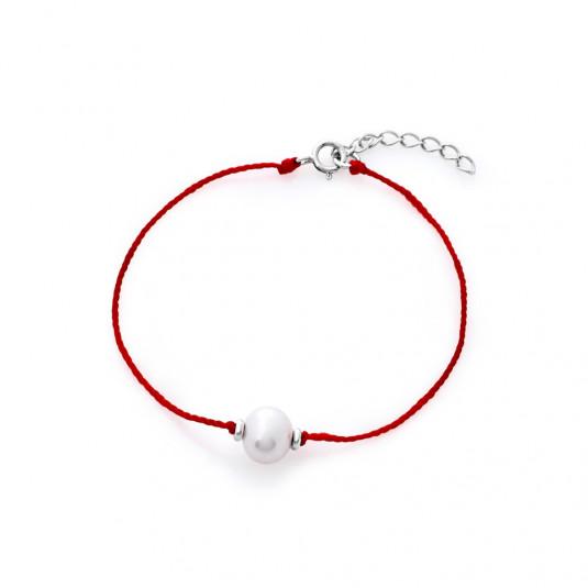 sofia-červený-šnúrkový-náramok-perla-WWPS171264B-7
