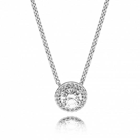 pandora-náhrdelník-396240CZ-45-detail