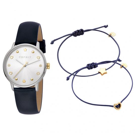 esprit-set-hodinky-náramky-ES1L174L0025