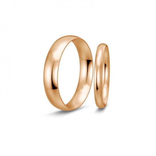 breuning-zlaté-obrúčky-BR48/50105RG+BR48/50106RG