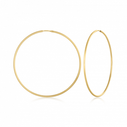 sofia-zlaté-náušnice-BI740111505YG40G