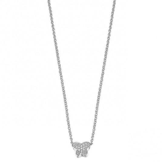 esprit-náhrdelník-ESNL92156A-motýľ
