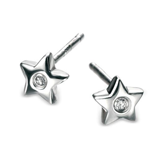 d-for-diamond-náušnice-E573