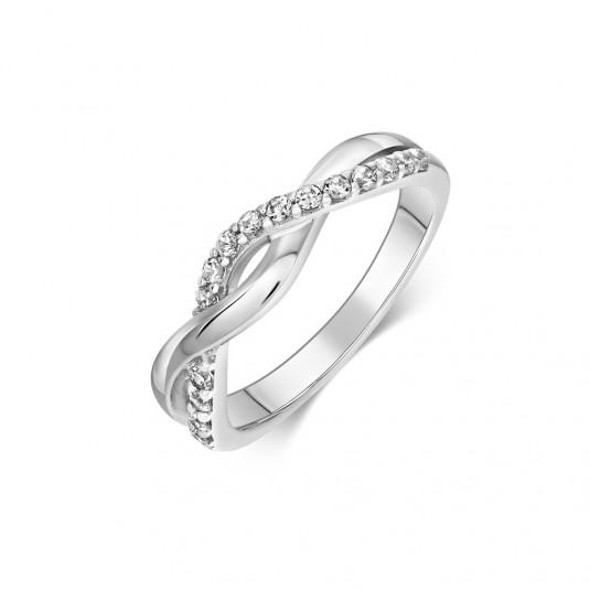 SOFIA strieborný prsteň