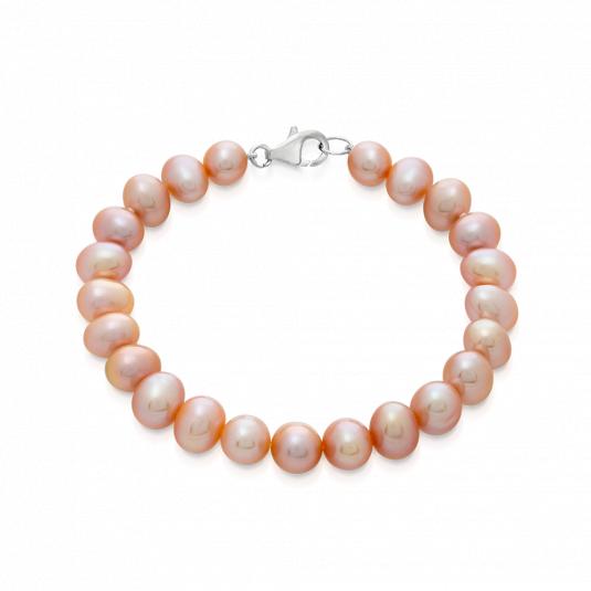 Sofia-náramok-ružové-perly-PPROFPS8,5-9