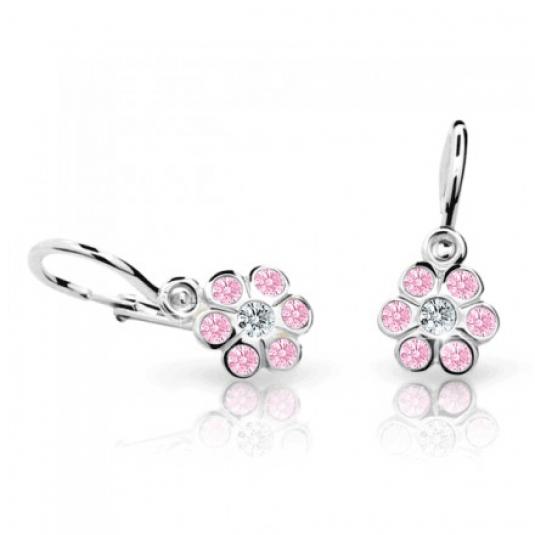 cutie-náušnice-C1737-B-B-ružová