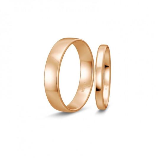 breuning-zlaté-obrúčky-BR48/50107RG+BR48/50108RG