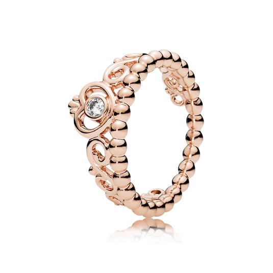 pandora-rose-prsteň-180880CZ