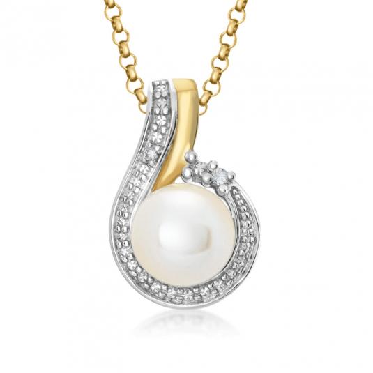 sofia-zlatý-prívesok-perla-AUBDHM14B0P-AU