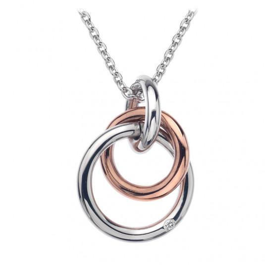 hot-diamonds-náhrdelník-DP373-detail