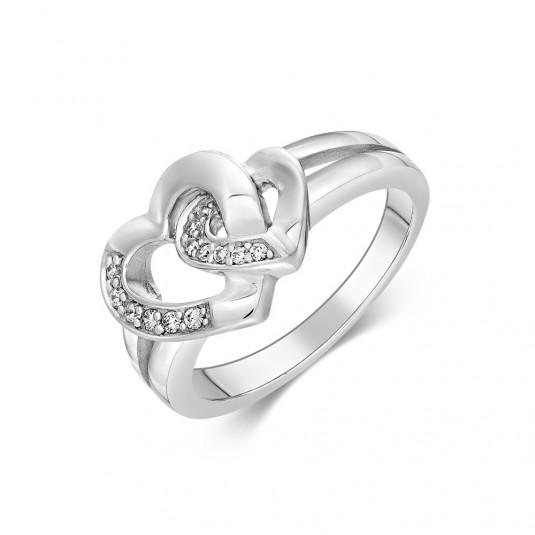 sofia-strieborný-prsteň-CK50701636109G
