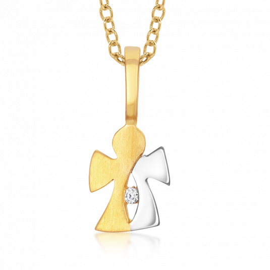 sofia-zlatý-prívesok-anjel-PAK11320GW