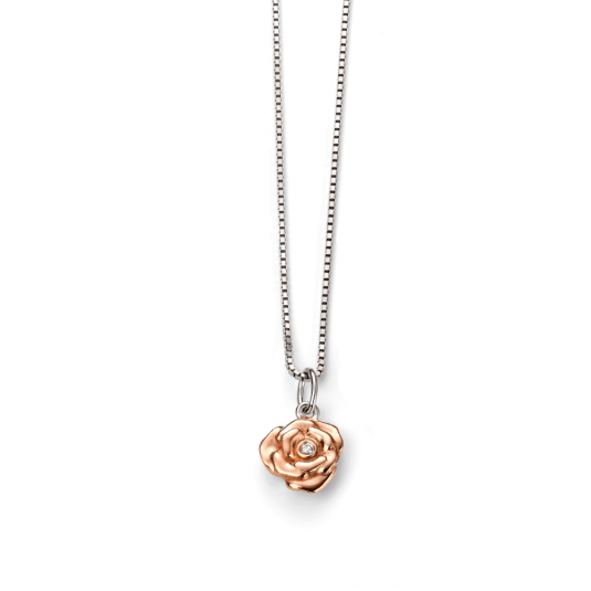 d-for-diamond-náhrdelník-P4375
