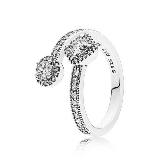 Pandora-prsteň-Abstraktná-elegancia-191031CZ