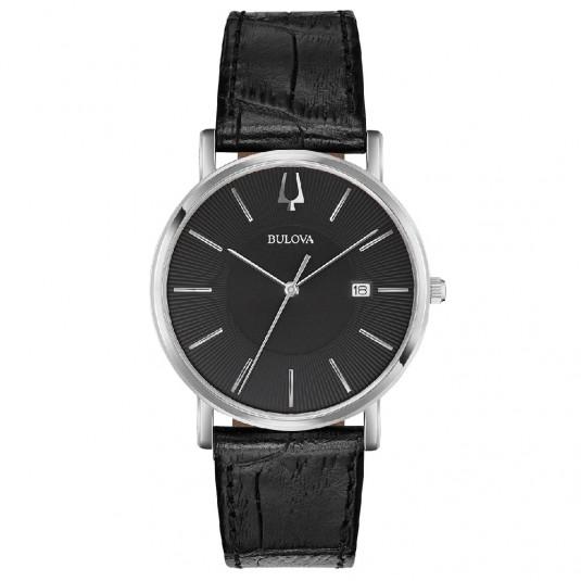 BULOVA pánske hodinky Clipper