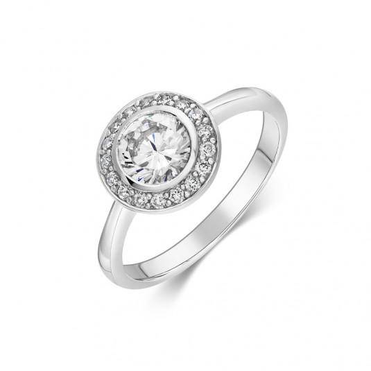 sofia-strieborný-prsteň-CK50703656109G