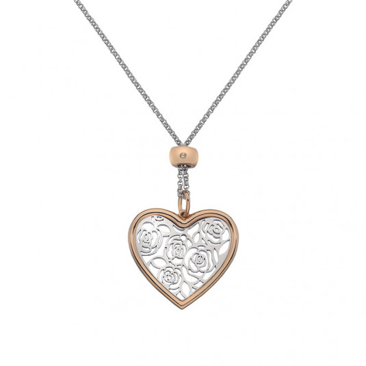 hot-diamonds-náhrdelník-dp655-modelka