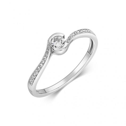 sofia-strieborný-prsteň-CK50108226109G