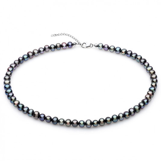 Sofia-náhrdelník-čierne-perly-PPNHBLFPBS6,5-7-45