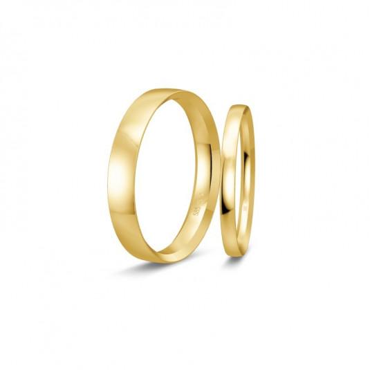 breuning-zlaté-obrúčky-BR48/04400RG-BR48/50109YG+BR48/50110YG